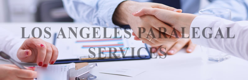 Los Angeles Paralegal Services